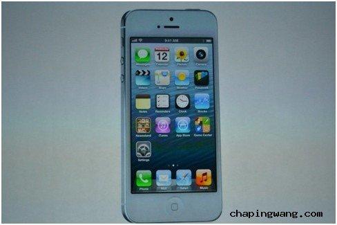 iPhone 5 照片